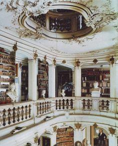 Herzogin Anna Amalia Bibliothek Weimar, 2004.