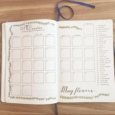 The 57 Best Bullet Journal Monthly Layout Images On Pinterest In