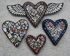 Mosaic Hearts                                                                                                                                                                                 More