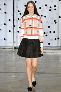 Tanya Taylor - Fall Winter 2014/15 Fashion Show
