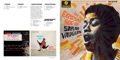 Media Publicist: Vinyl Mania - Jazz LP covers from the 1940s to 1990s