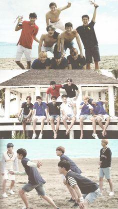Exo Ot12, Kaisoo, Chanyeol Baekhyun, Park Chanyeol, Exo Fansite, Tao, Exo Dear Happiness, Exo Group Photo, Submarine Video