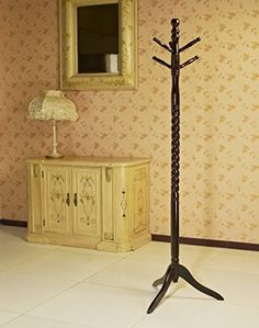 Special Offers - Frenchi Furniture Swivel Coat Rack Stand in Cherry Finish - In stock & Free Shipping. You can save more money! Check It (April 18 2016 at 04:20AM) >> http://sofaarmchairusa.net/frenchi-furniture-swivel-coat-rack-stand-in-cherry-finish/