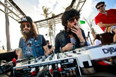 Justice live on Holy Ship Festival