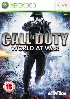 Call of Duty: World at War (Xbox 360): Amazon.co.uk: PC & Video Games