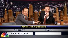 """On therecent Halloween episode ofThe Tonight Show, actor Kevin Spacey and host Jimmy Fallon played the game """"Wheel of Impressions."""" In each round, Spacey and Fallon were assigned a random celebri..."""