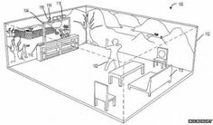 Patent Shows Off Xbox Projection Technology Microsoft, Augmented Reality, Virtual Reality, Star Trek, Immersive Experience, Science Facts, Brain Science, Digital Trends, Tecnologia