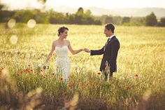 #RusticWedding in #Tuscany - Italian Wedding Photographer Jules
