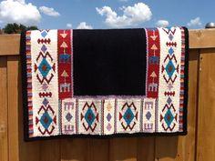 143 Yucca Flats Saddle Blanket
