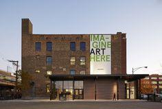 Marwen's Expansion / Wheeler Kearns Architects