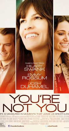 Directed by George C. Wolfe. With Hilary Swank, Emmy Rossum, Josh Duhamel, Stephanie Beatriz. A drama centered on a classical pianist who has been diagnosed with ALS and the brash college student who becomes her caregiver.