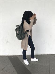 #hijab #hijabi #casual #streetstyle #fashion