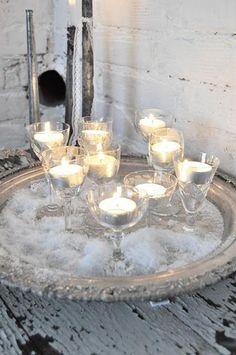 De jolies bougies pour un hiver réussi