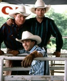 Luke Perry played Lane Frost in 8 seconds. May they both rest in peace. Rodeo Cowboys, Hot Cowboys, Real Cowboys, Cowgirls, Cody Lambert, Cute Country Boys, Luke Perry, Rodeo Life, Into The West