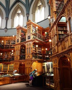 Library of Parliament by Ottawa Tourism Hawaii Vacation Tips, Hawaii Travel, Thailand Travel, Greece Travel, Places To Travel, Places To See, Travel Destinations, Travel Stuff, Canada Funny
