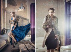 Fashion & Beauty — Sorin Popa Photography  A&A Vesa 2015 campaign