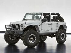 Jeep Wrangler Mopar Recon Concept (JK) '03.2013