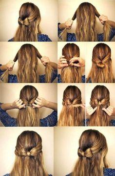 10 modi per capelli meravigliosi . Da provare