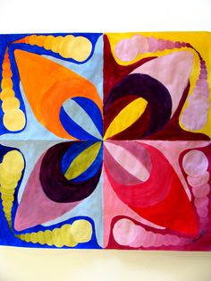 High School Color Theory Art Lessons   Color Theory and Balance
