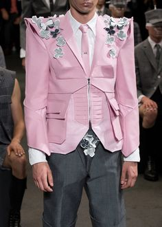 Thom Browne S/S 2015 Menswear