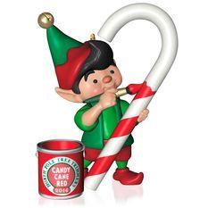 North Pole Tree Trimmers - Christmas Ornaments - Hallmark