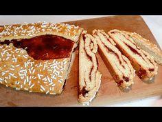 Το κάνετε σε λίγα λεπτά! Όλοι θα ζητήσουν τη συνταγή! # 504 - YouTube Desert Recipes, Plat Simple, Brunch, Biscotti, Parfait, French Toast, Deserts, Sweets, Snacks