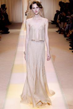 Giorgio Armani Privé Fall Couture 2013/2014