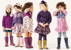 benetton fall 2012 kids clothing gucci kids clothing and shoes Fashion Kids, Autumn Fashion, Stylish Eve, Little Girl Outfits, Little Girl Fashion, Latest Fashion News, Fashion Trends, Fashion Styles, Fall Outfits