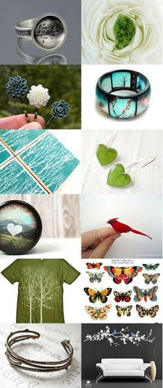 close to nature by Anna GA on Etsy--Pinned with TreasuryPin.com #etsy #giftguide