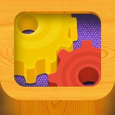 Crazy gears app de politges