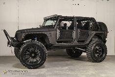 Crazy Jeep Wrangler