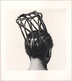 Ojeikere has taken over one thousand black and white pictures of African women. Half anthropological, half architectural, the women in these photos sport some of the most beautiful and sophisticated hairstyles I have ever seen. I would love to see these gravity-defying hairstyles make their way out of 1970's Nigeria, and into today's fashion mags.