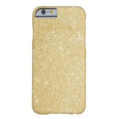 Faux Gold Glitter iPhone 6 case #iphone6 #iphone6case #iphonecase