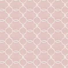 Pink drapery fabric :)