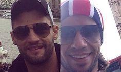 Munhoz e Mariano retornam da turnê na Europa