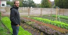 SPIN farming - Canadian Urban Farmer Grows 50,000 Lbs Of Food On Less Than 1 Acre Of Land