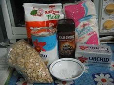 "PANTIP.COM : D4082493 @ @ ครัวแม่มิ้น @ @ ชวนหม่ำ ""ท้อฟฟี่เค้ก"" สูตรอร่อยจ้า [อาหารการกิน] Toffee Cake, Oatmeal, Breakfast, Food, The Oatmeal, Morning Coffee, Fudge Cake, Rolled Oats, Essen"