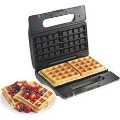 belgian flip waffle baker black from elitify