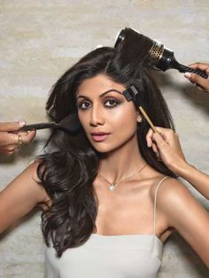 Shilpa Shetty photoshoot for Vogue India August 2014 issue. #Bollywood #Fashion #Style #Beauty