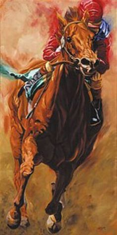 Saratoga Springs - Horse Racing