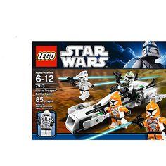 lego star wars clone trooper battle pack
