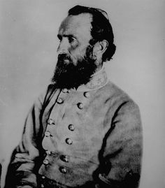 "Confederate Lt. General Thomas ""Stonewall"" Jackson (1824-1863). A popular general with an impressive nickname, Stonewall Jackson was one of the highest ranking commanders in the army until his death from gunshot complications. He is still considered one of the greatest tacticians in American military history."