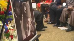 EEUU: cientos de personas dan su último adiós en San Luis a Michael Brown