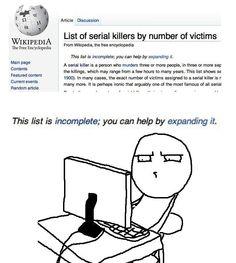 Oh Wikipedia...