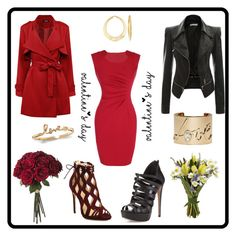 A fashion look from February 2016 featuring red dresses, red trench coat and faux-leather moto jackets. Browse and shop related looks. Red Trench Coat, Fashion Women, Women's Fashion, Alexandre Birman, Moto Jacket, Lanvin, Polyvore Fashion, Prada, Women's Clothing