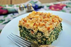 Temperarte: Torta de Ricota e Espinafre