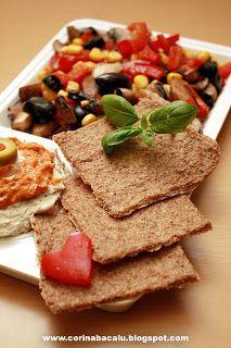 Simplicity of life: Painici din hrisca - fara gluten
