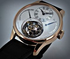 Multi Axis Tourbillon x Power Reserve indicator x Equation of Time display = Zenith Christophe Columbe  $209,000!