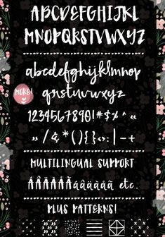 Fetching- A modern brush font. Made from real, organic, messy brush lettering. This font has a cool vibe with some edge to it! Brush Font, Brush Lettering, Calligraphy Letters, Typography Letters, Alphabet, Pretty Letters, Hand Lettering Fonts, Creative Lettering, Chalkboard Signs
