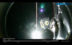 TV broadcast satellite launched aboard Falcon 9 rocket – Spaceflight Now